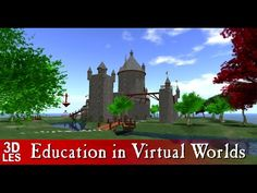 Education in Virtual Worlds (English) - YouTube