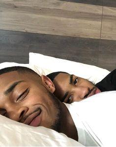 Black Couples Goals, Cute Couples Goals, Couple Goals, Lgbt Couples, Cute Gay Couples, Gay Aesthetic, Couple Aesthetic, Black Love, Black Men