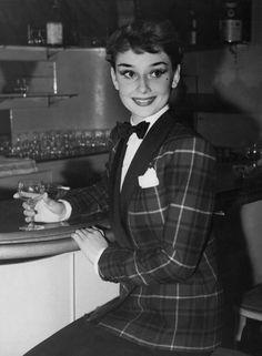 "mugenstyle: ""Audrey Hepburn "" My wife"