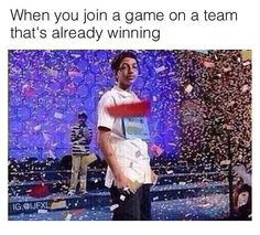Tell us how you feel.. Double Tap and Tag a Someone Drop a follow @gamersofinsta…