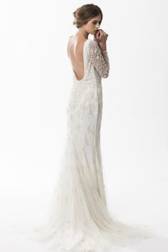 Bo & Luca Parisienne gown