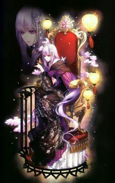 Special 01 - Violette [ヴィオレット] レンドフルール Reine des fleurs 花之女王