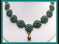 Oh Necklace ~ Seed Bead Tutorials