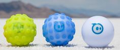 Sphero 2.0 robotic ball: Fun to play with, but actually teaches kids to code too.