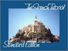 This site offers two different ways to learn the basics of the French language including grammar, vocabulary and pronunciation. Learn French Free, Free In French, French Tutorial, French Grammar, French Resources, Always Learning, Homeschool Curriculum, French Language, Foreign Languages