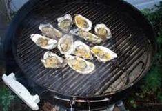Chilly oesters van de BBQ