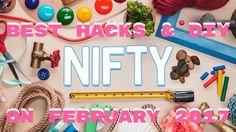 BEST HACKS & DIY NIFTY ON FEBRUARY 2017-BUZZFEED NIFTY-FACEBOOK NIFTY-ThisIsNiftyGram - YouTube