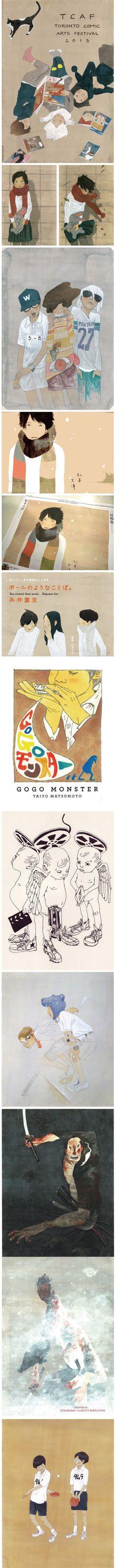 Taiyou Matsumoto <3