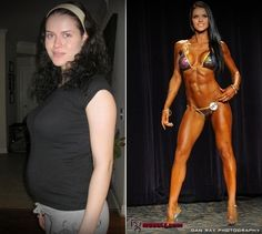 Fitness Model Siliana Chanel Gaspard - #fitness #health