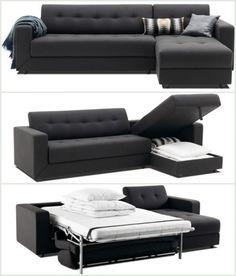 Luksus sovesofa med chaiselong