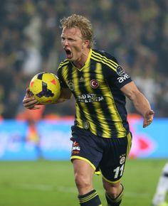 Fenerbahçe 3-3 Beşiktaş   #11 Dirk Kuyt