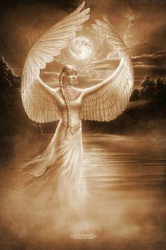 Slavic mythology by Igor Ozhiganov. The Slavic world series. Russian Mythology, Norse Mythology, Vikings, Wildest Fantasy, Desenho Tattoo, Angels Among Us, Gods And Goddesses, Deities, Madonna