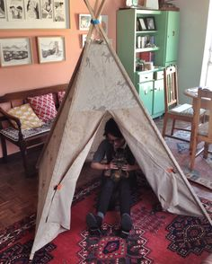 See-Saw-Do teepee Cape Town South Africa, Seesaw, Play To Learn, Baby Kids, Toddler Bed, Babies, Children, Furniture, Color