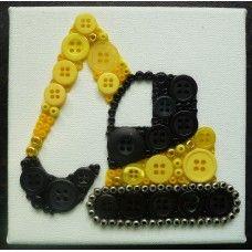 Button Art Digger