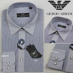 b8524047ae Armani Mens Shirts  CASA EVANGELINA TE PRESENTA LA NUEVA COLECCION DE ESTAS  ELEGANTES CAMISAS PARA LOS CABALLEROS