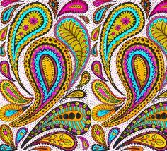 Paisley by Amanda Sobolak. Paisley by Chelmers @  claudiaowen.wordpress.com