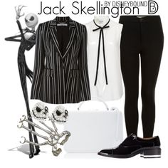 Disney Bound - Jack Skellington