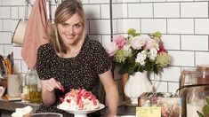 Sophie Dahl cooks up delicious recipes and reminisces about some of her own food memories