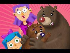 Canciones infantiles online: Abrazo de Oso - Canciones de la Familia Blu