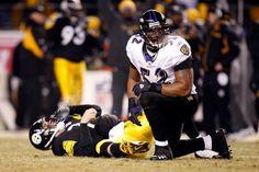 Ravens > Steelers