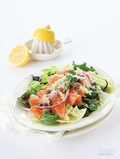 Quick Meals, No Cook Meals, Snack Recipes, Cooking Recipes, Snacks, Caprese Salad, Cobb Salad, Food Menu, Salad Dressing