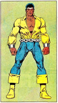 POWER MAN By Mark Bright