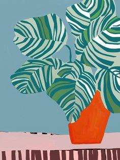 pot plant – Ophelia Pang