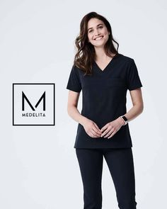 Performance scrubs that are comfy, flattering, and durable enough to last for the rest of your career.