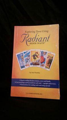 Exploring Tarot Using Radiant Rider-Waite book