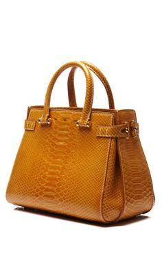 Boulevard Handbag In Siena by VBH