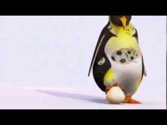 Random Penguins Playing Soccer