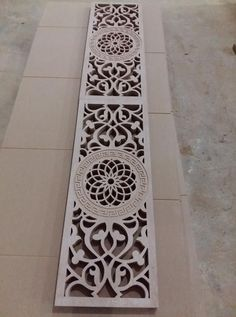 Sprtr dxf File - My Recommendations Cnc Router Plans, Cnc Woodworking, Jaali Design, Cnc Cutting Design, Laser Cutting, Pooja Room Door Design, Laser Cut Panels, Wood Carving Designs, 3d Cnc