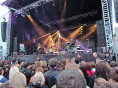 Gérald de palmas - Festival Rire & Pop Juin 2012 - Courseulles sur Mer
