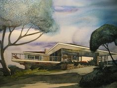 Mid-Century Modern Freak   Sacramento Modern Ranch 1959-1961 Architect:...