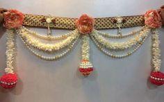 Diwali Decoration Items, Thali Decoration Ideas, Handmade Decorations, Flower Decorations, Diwali Diy, Diwali Craft, Art N Craft, Craft Stick Crafts, Housewarming Decorations