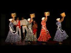 Escena afro-criolla: Landó (Baile Afro-peruano)