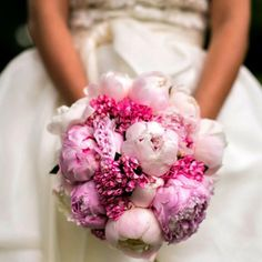 I 10 bouquet della sposa più belli e romantici / The ten most beautiful and romantic wedding bouquet