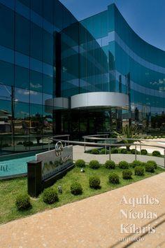 Arquiteto - Aquiles Nícolas Kílaris - Projetos Corporativos - Medes Advocacia