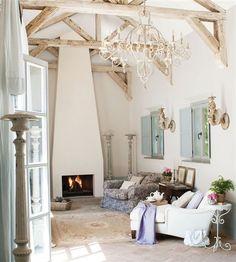 Shabby & Charme: Una bellissima casa nella Costa del Sol–A beautiful house in Spain