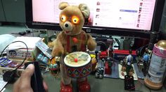 IF ONLY WE COULD FIND THIS drumming bear toy - Google Search