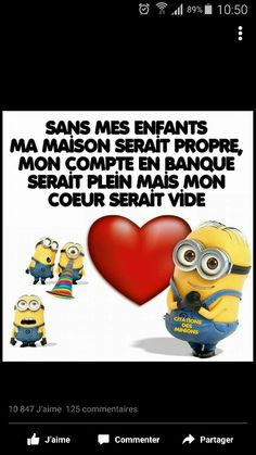 Minions Quotes, Jokes Quotes, Citation Minion, Out Of Office Message, Image Fun, Funny Photos, Lol, Messages, Motivation