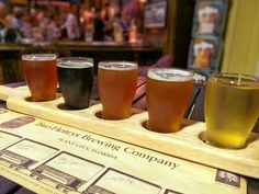 Two Henrys Brewing Company in Plant City Florida | www.aladycrafter.com