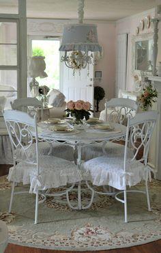 A New Table – Sweet Melanie Design