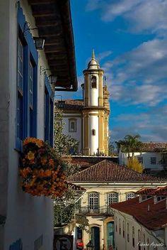 Baroque Brazilian Cities - Ouro Preto MG
