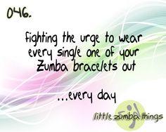 Little zumba things 46