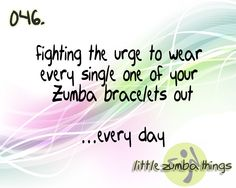 Little zumba things 46