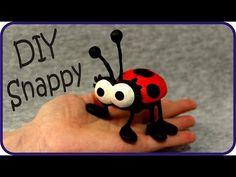 ❣DIY Smurfs Snappy Bug Tutorial❣ - YouTube