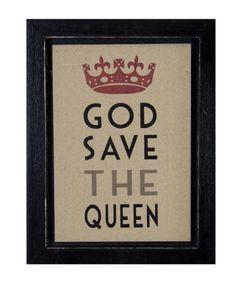 Love the Queen!