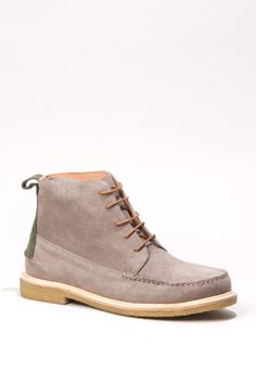 Shop for Vanishing Elephant Footwear for Men | Boots in Tan | Incu