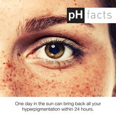 pH skin fact of the week! Advanced Skin Care, Love Your Skin, Peeling, Makeup Tips, Ph, Skincare, Facts, Skincare Routine, Make Up Tips